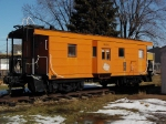 Old MILW Caboose