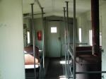 Inside MILW Caboose