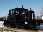 Whitcomb Locomotive Display