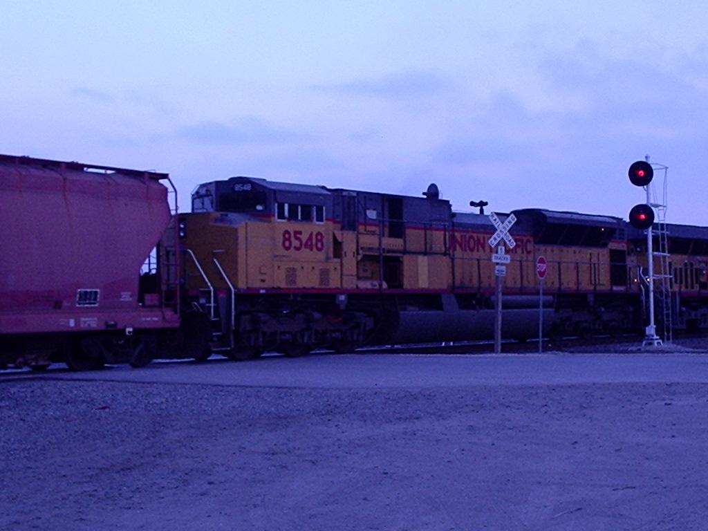 UP 8548