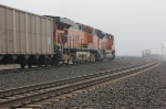 Empty coal DPU