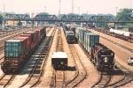 Interchange runs prepares to depart Northtown