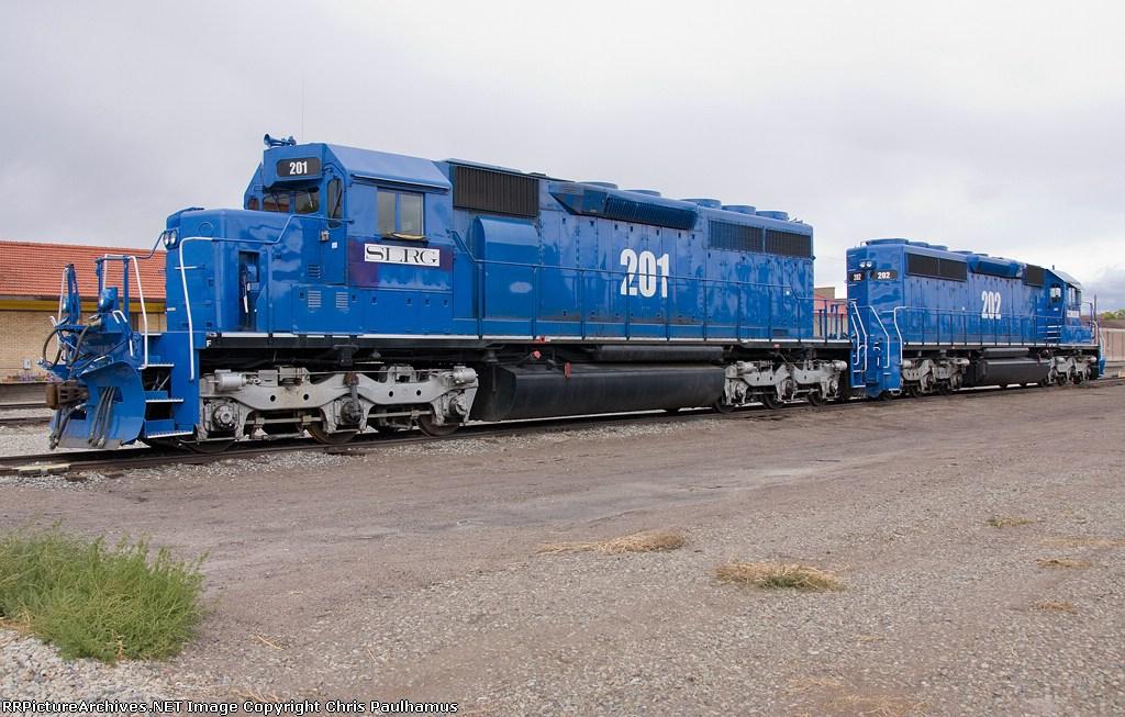 SLRG 201 & 202