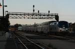 Amtrak #21