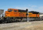 BNSF 9340
