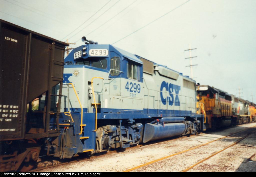 CSX-4299