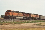 Westbound coal loads leave town