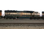 BNSF 9622
