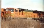 BNSF 8255 (ex-ATSF)