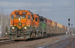 BNSF 2312 leading the Brainerd Local