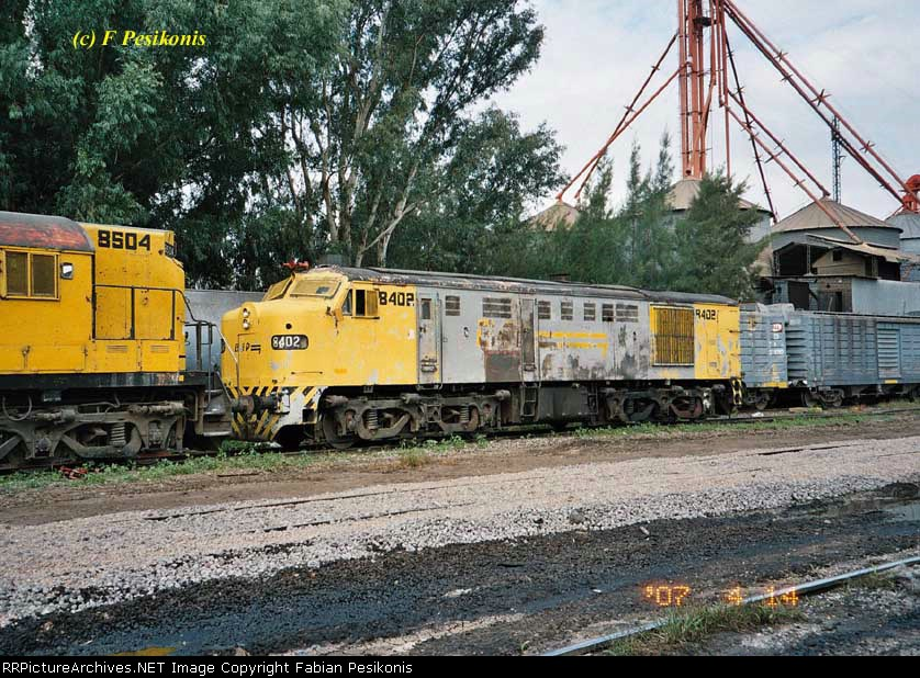 ALL  America Latina Logistica ALCo DL-500 FPD7