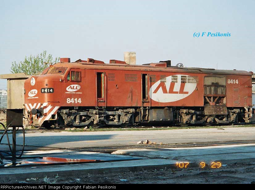 ALL America Latina Logistica ALCo DL-500C FPD7