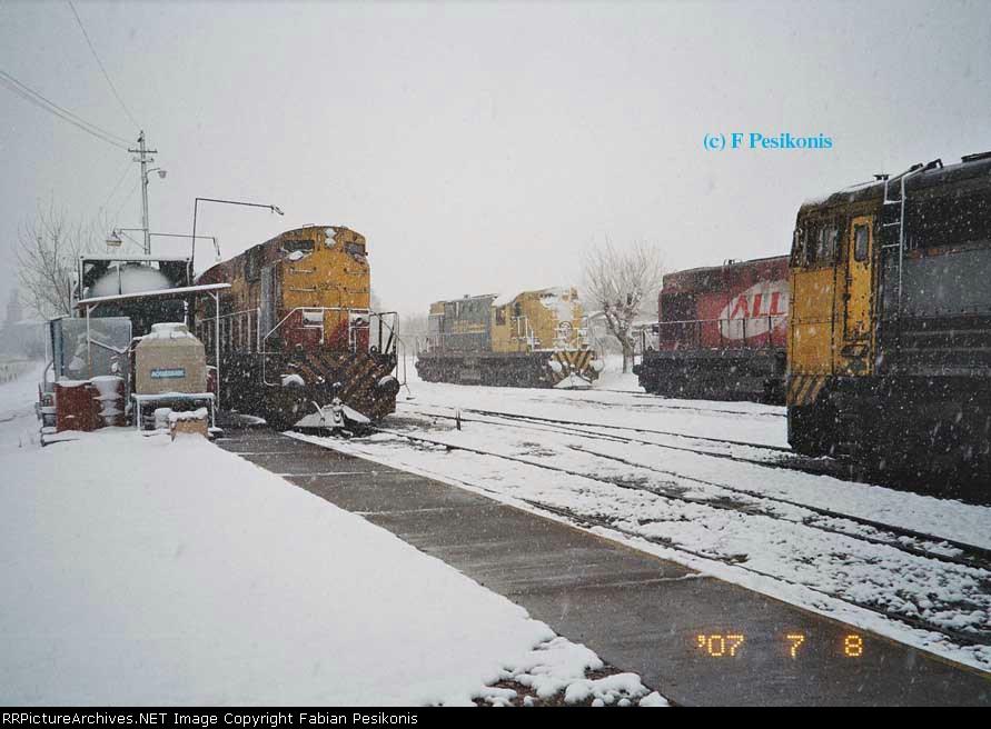 ALL/ex BAP ALCo`s various-  BAP Bs As al Pacifico railroad