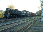 Norfolk Southern 6184 and 863