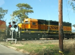 BNSF 6367 SD40 Remote Control(Built Colorado Southern#879)