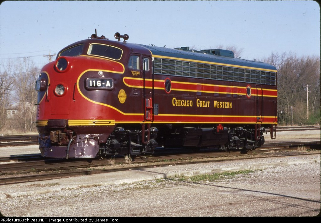 CGW 116-A