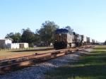 CSXT 5358 leads a Northbound Hot Train