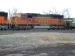 BNSF 9483 SD70MAC