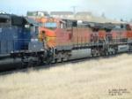 BNSF 5228 C44-9W