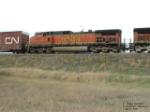 BNSF 4505 C44-9W