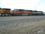 BNSF 9485 SD70MAC