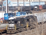 Norfolk Southern Edgemoor Yard