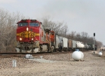 BNSF 707/notice the number boards do not match