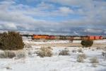 BNSF 7553 West