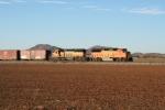 BNSF 114 East