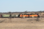 BNSF 145 East