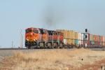 BNSF 7582 West