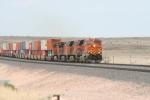 BNSF 6606 West