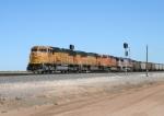 BNSF 8838 West
