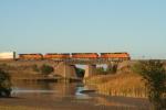 BNSF 4121 West