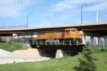 BNSF 9861 West