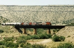 BNSF 8279 East
