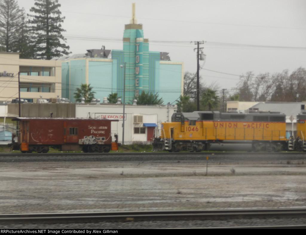 SP 4704, UP 1046