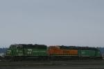 Various BNSF GPs
