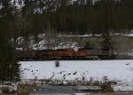 BNSF 1115 & 600
