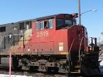 CN 2519 in Hixton