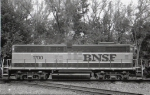 BNSF 1700