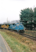 750 lead by a former Conrail