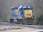 Roster Shot of CSXT 2560