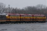 KCS SOUTHERN BELLE Locomotives