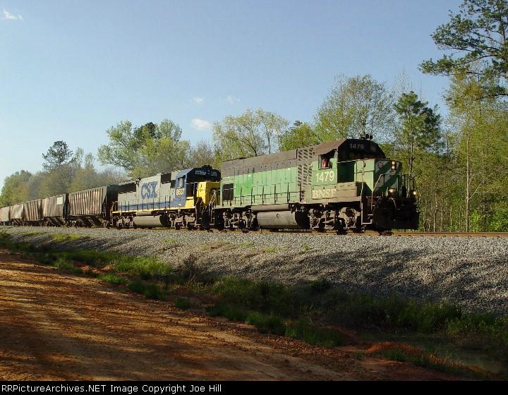 BNSF 1479 (CSX K832-11)