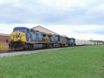 Rerouted CSX Q142-05 (NS #072)