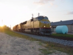 UP 5205 and the Sunset