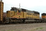 NREX 9926, EMD SD40-2, ex UPRR, westbound on the BNSF