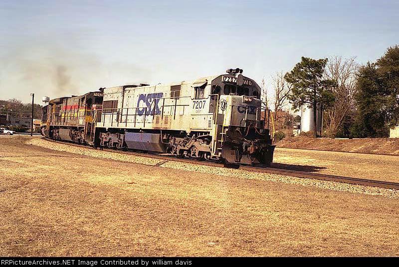 CSXT'S Atlanta Division Monroe Sub