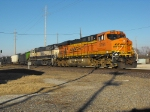 BNSF 5764 leads another coal train on the Union Pacific